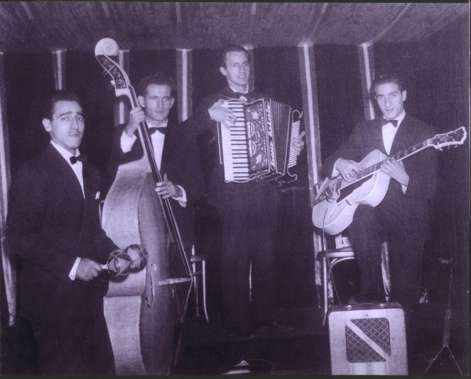 The Real Billy Cascade & The Rhythm Riders