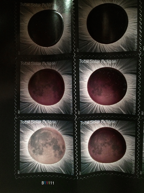 Eclipse stamp heat sensitive 6426 BLOG